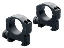 Кольца стальные Mark 4 на Weaver 30 мм высокие, матовые, винтовой зажим