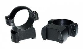 Кольца небыстросъемные RM 26 мм для CZ 550 средние матовые