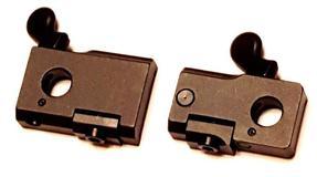 Основание (из 2-х частей) для быстросъемного кронштейна на Sako