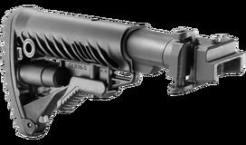Телескопический приклад для АКМ M4 AK, Fab Defense