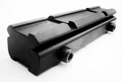 Планка Weaver верхняя часть (расстояние между винтами 98,6 мм, между пазами 41,8 мм)