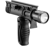 Тактическая рукоятка FFA-T4 с подствольным креплением фонаря, Fab Defense
