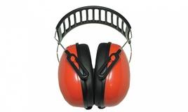 Наушники Arton, металлическое изголовье, красные, супер лёгкие - 163 г, 23 дБ