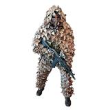Тактический маскировочный халат 3D «Осень» 5.45 DESIGN