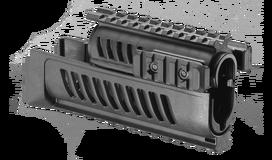 Тактическое цевье на АК со ствольной накладкой, Fab Defense