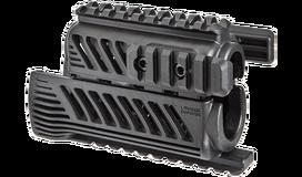 Тактическое цевье на АКСУ со ствольной накладкой, Fab Defense