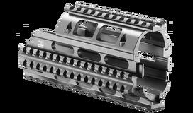 Тактическое цевье на РПК со ствольной накладкой, алюминий, Fab Defense