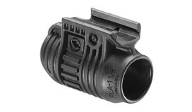 Подствольное крепление фонаря, ЛЦУ PLA 1, Fab Defense