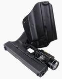 Кобура OWB wTac-Light для Глок 17 с фонарем Blade-Tech