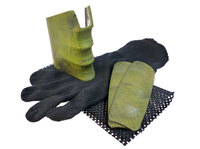 Carbine Grip System - Полная накладка на рукоятку и цевье