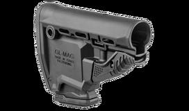 Телескопический приклад на AR и аналоги GL-MAG, Fab Defense