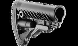 Телескопический приклад GLR 16, Fab Defense