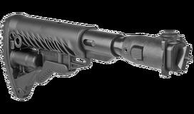 Телескопический приклад для АК M4-AKMIL P SB, Fab Defense