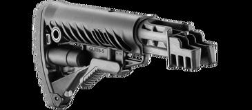 Телескопический приклад для АКМ, Сайга и модификаций RBT-K47 FK, Fab Defense