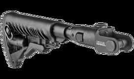 Телескопический приклад для АКМС M4 AKMS P SB, Fab Defense