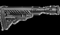Телескопический приклад для АКСУ M4 AKS P SB, Fab Defense