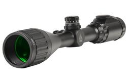Прицел LEAPERS True Hunter IE 3-9X50 AO Mil-Dot 25,4 мм подсветка (36цв), сетка-нить, с кольцами weaver