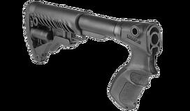 Телескопический приклад на Ремингтон 870 AGR 870 FK, Fab Defense
