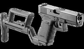 Телескопический приклад GLR 440 для пистолета Glock, Fab Defense