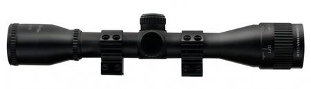 Прицел Nikko Stirling серии MOUNTMASTER 4x32 AO, halfmil-dot, без подсветки, кронштейн в комплекте