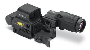 Комплект HHS1 - коллиматорный прицел EOTech EXPS3-4 и увеличитель G23FTS