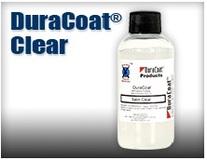 Матовый лак DuraCoat Clear