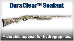 DuraClear Sealant, лак для ГидроГрафии и АкваПереноса. Готовый набор 120мл.