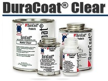 Матовый лак DuraCoat Clear, готовый набор