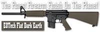 Оружейное покрытие DuraCoat - EOTech Flat Dark Earth
