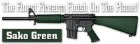 Оружейное покрытие DuraCoat - Sako Green