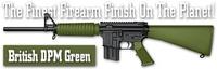 Оружейное покрытие DuraCoat - British DPM Green
