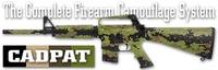Камуфляж оружия Duracoat CADPAT