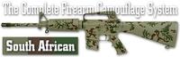 Камуфляж оружия Duracoat South African