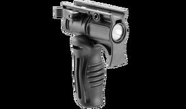 Тактическая рукоятка FFGS-1 с подствольным креплением фонаря, Fab Defense