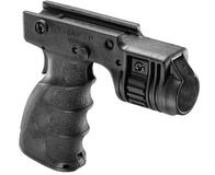 Тактическая рукоятка с подствольным креплением фонаря T-GRIP R, Fab Defense