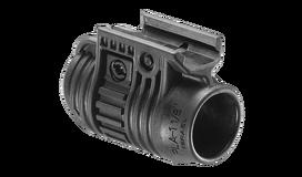 Подствольное крепление фонаря, ЛЦУ PLA 1 1/8, Fab Defense