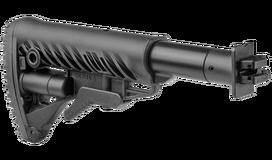 Телескопический приклад на Вепрь M4 VEPR FK, FAB Defense