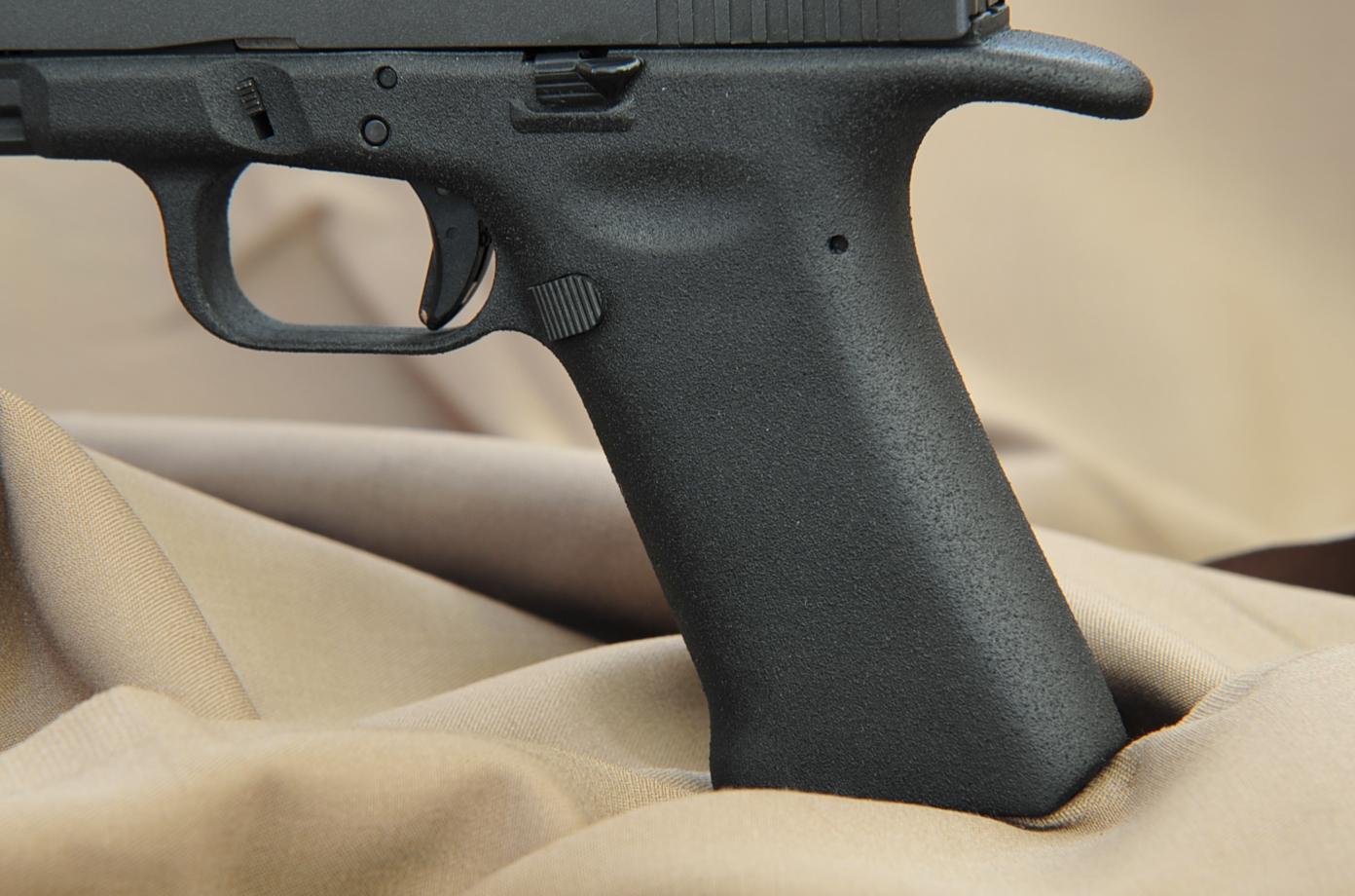 SoftSand фактурная добавка для оружейной краски DuraCoat